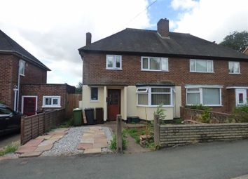 Thumbnail 3 bed semi-detached house to rent in Derby Avenue, Wolverhampton