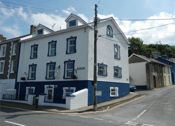 Thumbnail 6 bed town house for sale in North Parade, Aberaeron