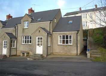 Thumbnail 3 bed semi-detached house for sale in 4 Sunnyside, Porthgain, Haverfordwest, Pembrokeshire