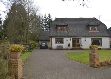 Thumbnail 4 bed detached house for sale in Allandale Crescent, Greenloaning, Dunblane