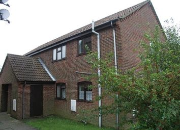 Thumbnail 2 bed flat for sale in Weavers Close, Stalham, Norwich