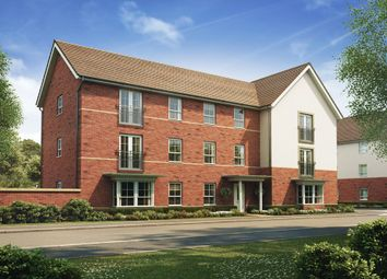 "Thumbnail 2 bedroom flat for sale in ""Malton"" at Carters Lane, Kiln Farm, Milton Keynes"