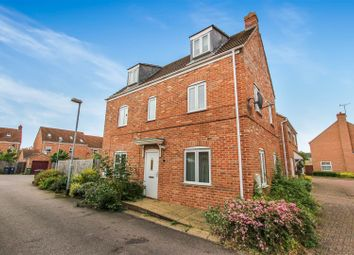Thumbnail 4 bed detached house for sale in Jeffrey Drive, Sapley, Huntingdon