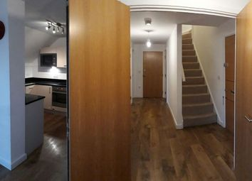 Thumbnail 3 bedroom flat to rent in Park Lodge Avenue, West Drayton