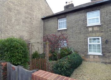 Thumbnail 2 bedroom terraced house to rent in Cross Street, Sudbury