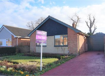 Thumbnail 3 bed detached bungalow for sale in Avonmead, Swindon