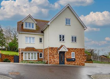 Thumbnail 2 bed flat for sale in Catherine Road, Benfleet