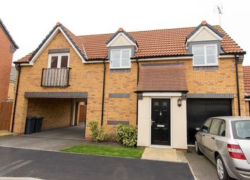 Thumbnail 2 bed detached house to rent in Farmers Close, Sutton-In-Ashfield