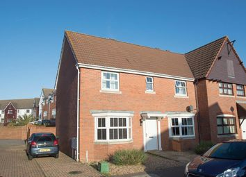 Thumbnail 4 bed semi-detached house for sale in Madeira Way, Eastbourne