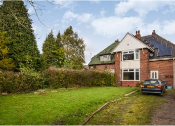 3 bed semi-detached house for sale in Gleadless Road, Sheffield S12