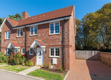 Thumbnail 3 bedroom semi-detached house for sale in Brudenell Close, Amersham, Buckinghamshire