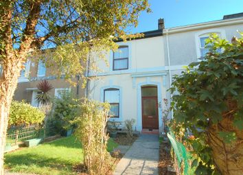 Thumbnail 4 bed terraced house for sale in Arundel Terrace, Plymouth