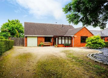 Thumbnail 3 bed detached bungalow for sale in Cheltenham Road, Sedgeberrow, Evesham, Worcestershire