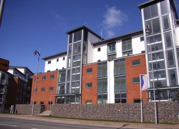 Thumbnail 2 bed flat to rent in Jacana Court, Rope Quays, Mumby Road, Gosport