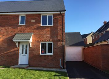 Thumbnail 3 bed property to rent in Bryn Y Telor, Coity, Bridgend