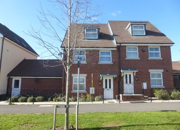 Thumbnail 3 bed town house for sale in Olympic Park Road, Andover