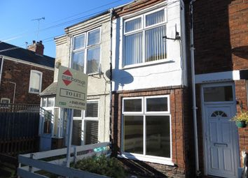 Thumbnail 2 bedroom terraced house to rent in Castle Grove, Perth Street West, Hull