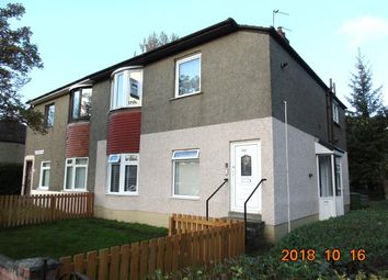 Thumbnail 2 bed flat to rent in Hillington Road South, Glasgow