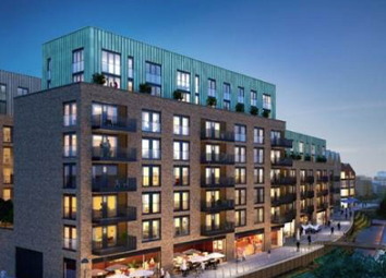 Thumbnail 1 bed flat for sale in Armoury Way, London