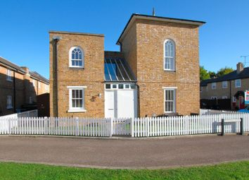 Thumbnail 3 bedroom semi-detached house for sale in Swallow Court, Herne Common, Herne Bay
