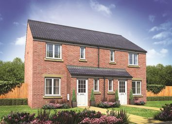 "Thumbnail 2 bed end terrace house for sale in ""The Howard "" at Barker Business Park, Melmerby Green Lane, Melmerby, Ripon"