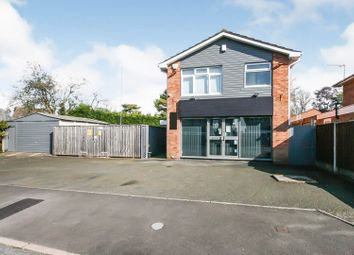14 Chesworth Road, Bromsgrove B60. 4 bed detached house for sale