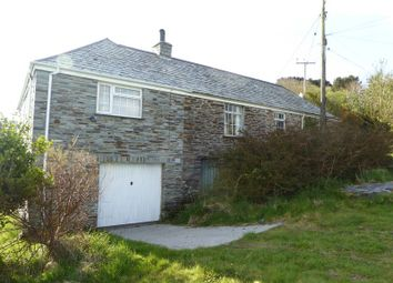 Thumbnail 3 bed detached house for sale in Tintagel