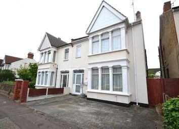 Thumbnail 4 bedroom semi-detached house for sale in Elderton Road, Westcliff-On-Sea