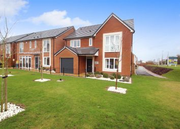 Thumbnail 5 bed detached house for sale in The Keyne, Trentham Manor, Stoke-On-Trent