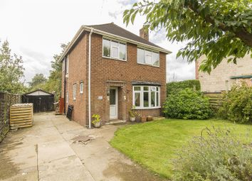 Thumbnail 3 bed detached house for sale in Old Road, Brampton, Chesterfield