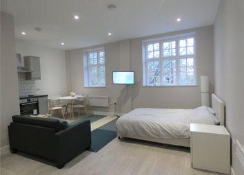 Thumbnail Studio to rent in High Road, Whetstone, London