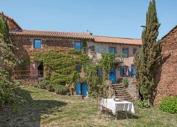 Thumbnail 4 bed farmhouse for sale in Midi-Pyrénées, Aveyron, Saint Sernin Sur Rance