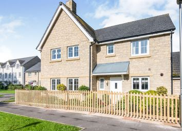 Thumbnail 3 bed semi-detached house for sale in Morton Way, Boxfield Road, Axminster
