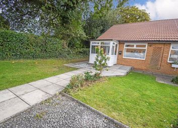 Thumbnail 2 bed semi-detached bungalow for sale in Sutton Court, Off Howdale Road, Hull, East Yorkshire
