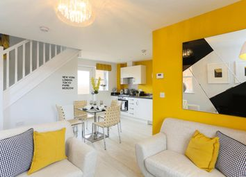"Thumbnail 2 bed end terrace house for sale in ""Amber"" at Forder Way, Hampton, Peterborough"