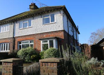 Thumbnail 5 bed semi-detached house for sale in Goldsmid Road, Tonbridge