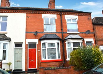 Thumbnail 3 bedroom terraced house for sale in Richmond Road, Aylestone, Leicester