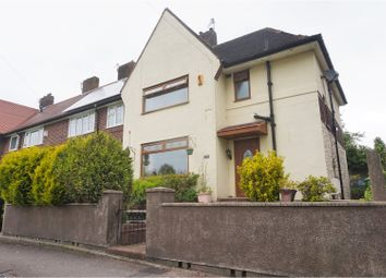 Thumbnail 3 bedroom semi-detached house for sale in Charlestown Road, Manchester