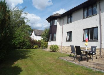 Thumbnail 2 bed flat for sale in Rowan Avenue, Blairgowrie, Perthshire