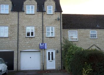 Thumbnail 3 bed end terrace house to rent in Perrinsfield, Lechlade