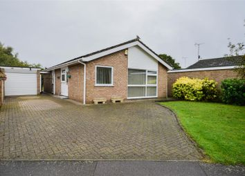 Thumbnail 3 bed detached bungalow for sale in Apsley Way, Longthorpe, Peterborough