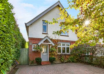 Thumbnail 4 bed detached house for sale in Hill Road, Grayshott, Hindhead, Surrey