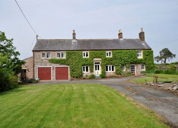 Thumbnail 6 bed detached house for sale in Beaconside, Ivegill, Carlisle, Cumbria