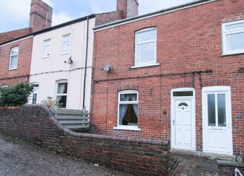 Thumbnail 2 bed terraced house for sale in Brockwell Terrace, Chesterfield