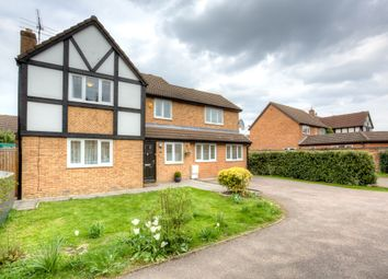 Thumbnail 5 bed detached house for sale in Marquis Close, Bishop's Stortford
