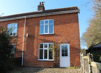 Thumbnail 3 bed terraced house to rent in School Road, Drayton, Norwich
