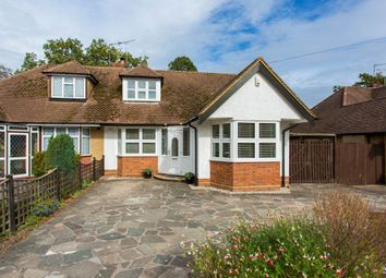 Thumbnail 4 bed bungalow for sale in Kenilworth Drive, Croxley Green, Rickmansworth