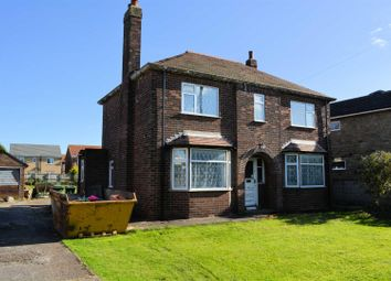 Thumbnail 3 bed detached house for sale in Selby Road, Eggborough, Goole