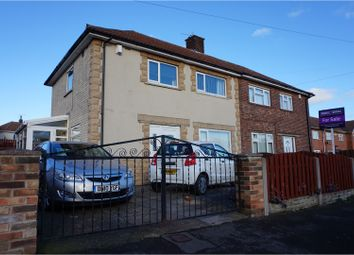 Thumbnail 3 bed semi-detached house for sale in Elm Road, Mexborough