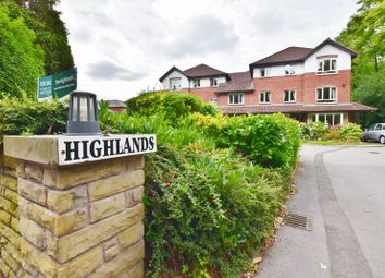 1 bed flat for sale in The Highlands, Edge Lane, Stretford M32